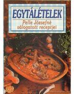 Egytálételek - Pelle Józsefné