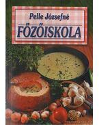 Főzőiskola - Pelle Józsefné