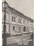 A budavári lakónegyed rekonstrukciója - Pereházy Károly