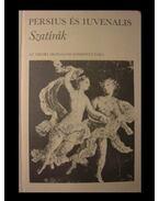 Szatírák - Persius és Iuvenalis