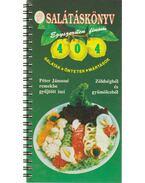 Salátáskönyv - Péter Jánosné