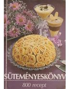 Süteményeskönyv - Péter Jánosné