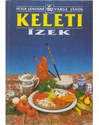 Keleti ízek - Péter Jánosné, Varga János