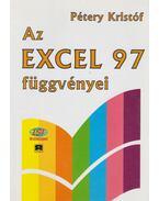 Az Excel 97 függvényei - Pétery Kristóf