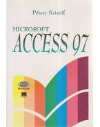 Microsoft Access 97 - Pétery Kristóf