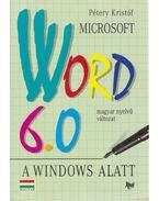 Microsoft Word 6.0 a Windows alatt - Pétery Kristóf