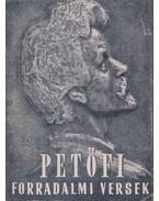 Forradalmi versek - Petőfi Sándor