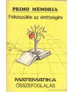 Felkészülés az érettségire matematika összefoglalás - Petői László