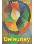 Delaunay (Postcardbook) - Petra Gnass