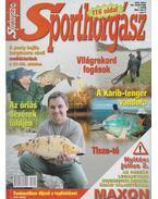 Sporthorgász 2005. július - Petrenka Noémi (szerk.)