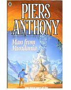 Man from Mundania - Piers Anthony