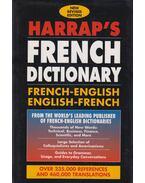 Harrap's Shorter Dictionary (French-English, English-French) - PILARD, GEORGES – STEVENSON, ANNA (editors)
