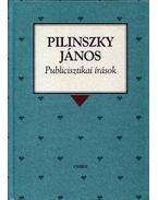 Publicisztikai írások - Pilinszky János