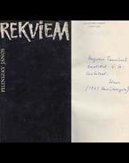 Rekviem (dedikált) - Pilinszky János