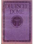 Deutsche Dome des mittelalters - Pinder, Wilhelm