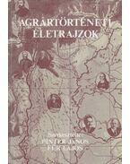 Agrártörténeti életrajzok - Pintér János, Für Lajos