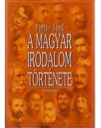 A magyar irodalom története I-II. (egy kötetben) - Pintér Jenő