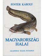 Magyarország halai - Pintér Károly