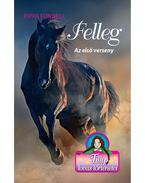 Tilly lovas történetei 6. - Felleg - Az első verseny - Pippa Funnel