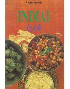 Indiai ízek - Piros Christa