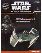 Star Wars Kultikus hajók és járművek 3. - TIE Advanced x1, Darth Vader vadászgépe - Póczik Gábor, Ryszard Popiolek
