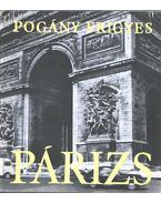 Párizs (dedikált) - Pogány Frigyes