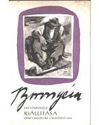 Boross Géza festőművész kiállítása - Pogány Ö. Gábor
