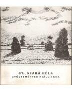 Gy. Szabó Béla gyűjteményes kiállítása - Pogány Ö. Gábor