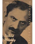 Babits Mihály - Pók Lajos