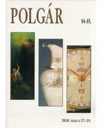 84-85. Tavaszi Művészeti Aukció - Polgár Árpád