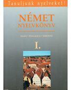 Német nyelvkönyv I. - Pongrácz Judit, Simon Józsefné, Haán György