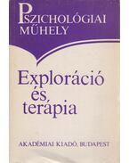 Exploráció és terápia - Popper Péter