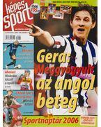 Képes Sport IV. évf. 1. szám - Pósa Árpád