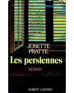 Les persiennes - PRATTE, JOSETTE