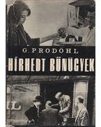 Hírhedt bűnügyek - Prodöhl, Günter