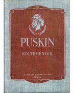 Puskin költemények és egyéb verses munkák - Puskin