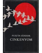 Cinkenyom (Dedikált) - Puszta Sándor