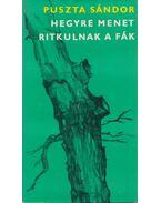 Hegyre menet ritkulnak a fák - Puszta Sándor