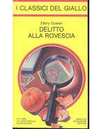Delitto Alla Rovescia - Ellery Queen