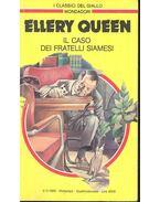 Il Caso dei Fratelli Siamesi - Ellery Queen