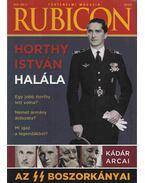 Rubicon 2012/8. - Romsics Ignác, Olasz Lajos, Sipos Levente, Jászi Oszkár, Gonda László, Erényi Tibor