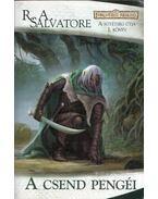 A csend pengéi - R.A. Salvatore