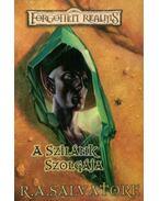 A szilánk szolgája - R.A. Salvatore