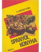 Spanyol konyha - R. Szepessy Ilona