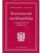Keresztnevek enciklopédiája - Raátz Judit, Fercsik Erzsébet