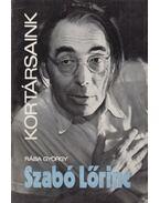 Szabó Lőrinc - Rába György