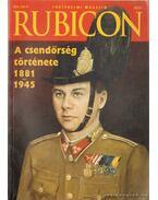 Rubicon 2010/1 - Rácz Árpád (szerk.)