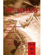 Hegymászó 94/2-95 - Rácz Zsuzsa