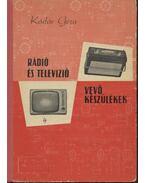Rádió és televízió vevőkészülékek 1964-1966 - Kádár Géza
