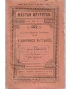 Béla király névtelen jegyzőjének könyve a magyarok tetteiről - Radó Antal